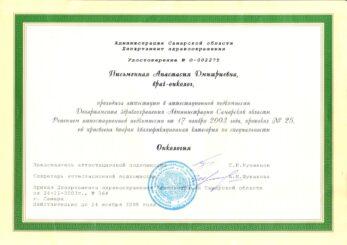 20170705 181317 scaled 347x245 - Письменная Анастасия Дмитриевна