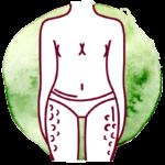 anticellyulitnyj massazh 150x150 - Антицеллюлитный массаж