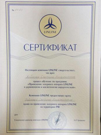 sertifikaty hajnova 11 347x463 - Хайнова Светлана Владимировна