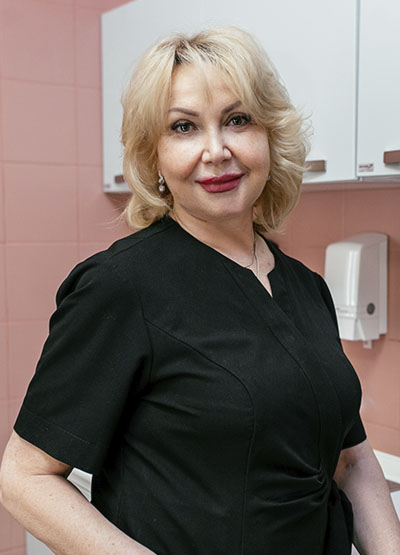 Хайнова Светлана Владимировна – Врач-косметолог