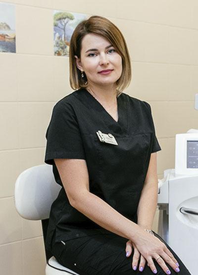 Корнилова Надежда Валерьевна – специалист по лазерной эпиляции
