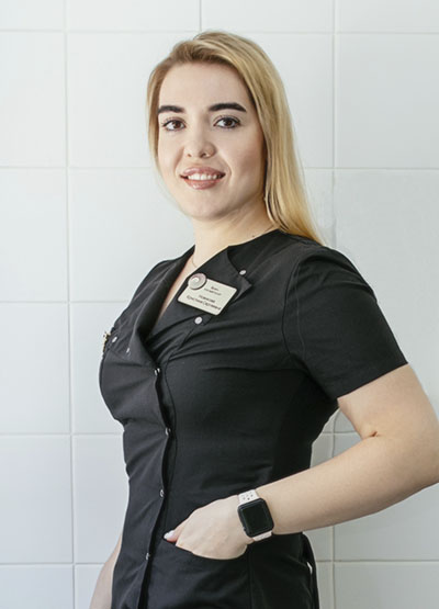 Новикова Кристина Сергеевна – врач-косметолог