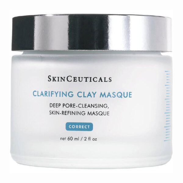 clarifying clay masque 600x600 - Clarifying Clay Masque
